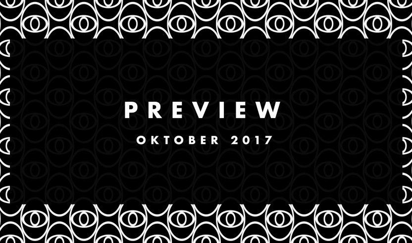 Preview: Oktober 2017