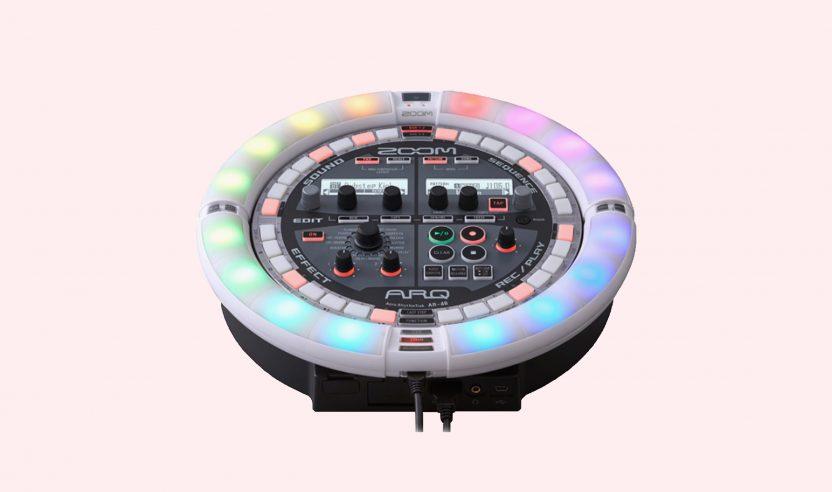 News: Zoom ARQ AR-48 Live Performance Instrument
