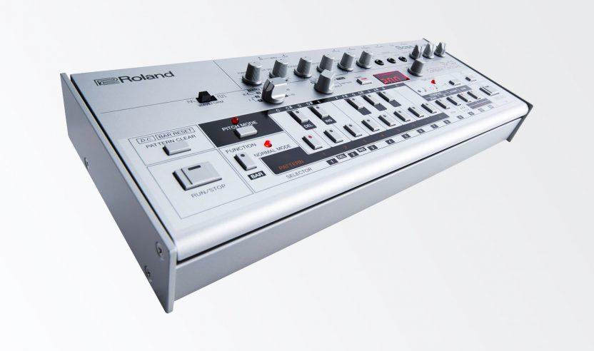 Test: Roland TB-03