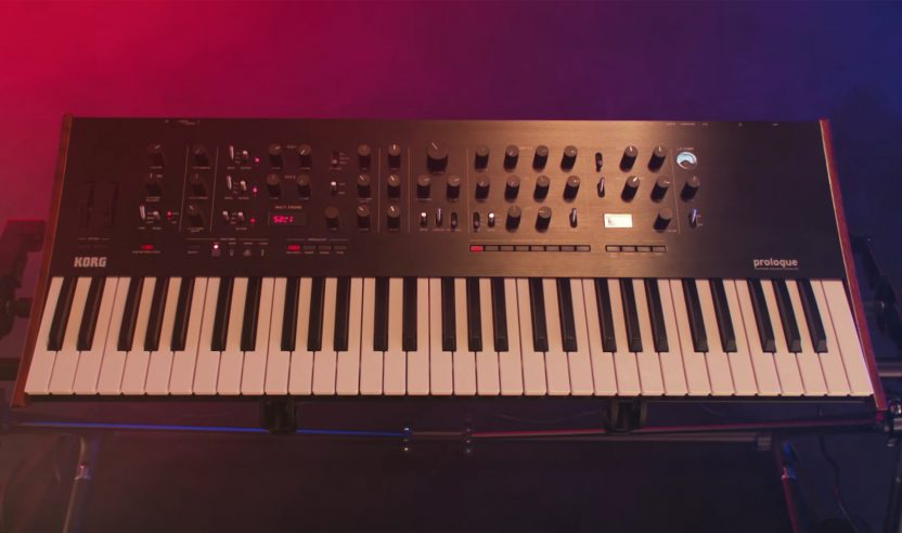 NAMM 2018: Korg Prologue