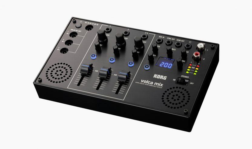 NAMM 2018: Korg Volca Mix
