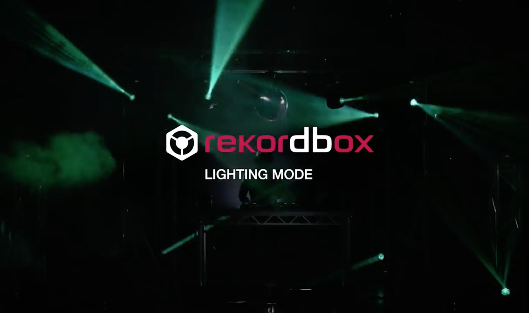 NAMM 2018: Rekordbox Lighting-Modus