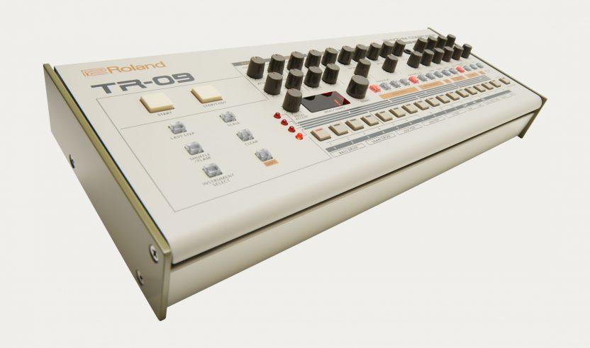 Test: Roland TR-09