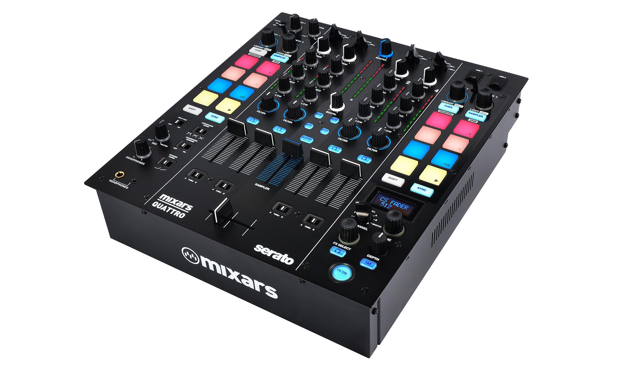 Test: Mixars Quattro