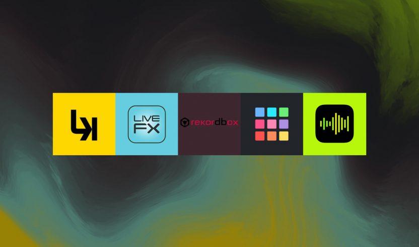 Überblick: Fünf nützliche Apps für DJs | 2019