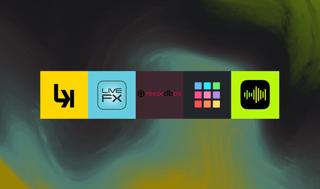 Überblick: Fünf nützliche Apps für DJs | 2020