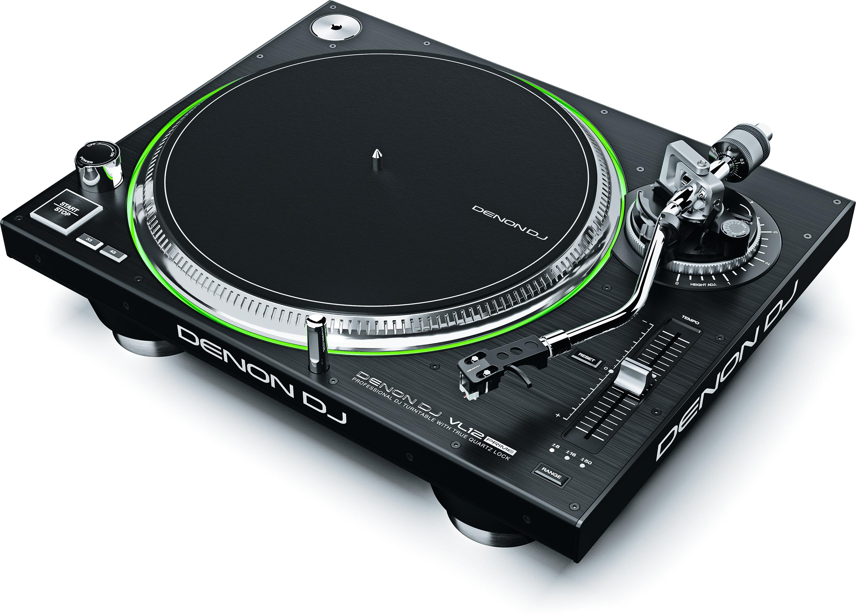 Test: Denon DJ VL12 Prime