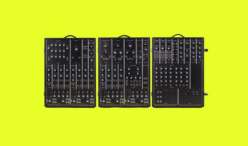 Moog kündigt Modular-Synthesizer an - für 35.000$