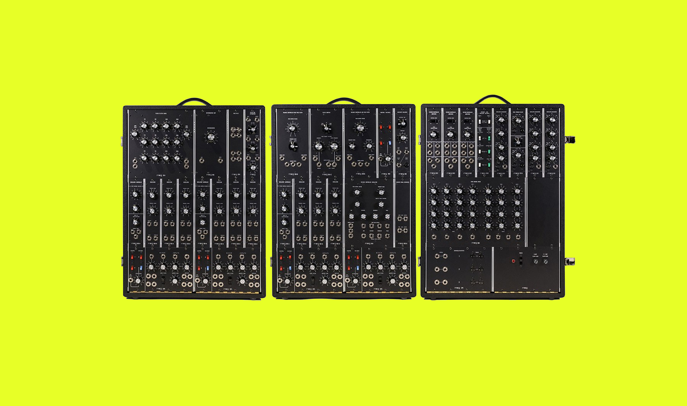 Moog kündigt Modular-Synthesizer an – für 35.000$