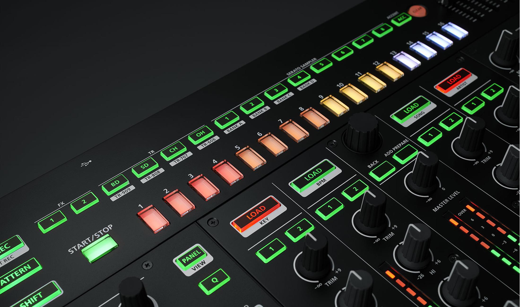 Firmware-Updates: Roland DJ-808, DJ-505 & DJ-202