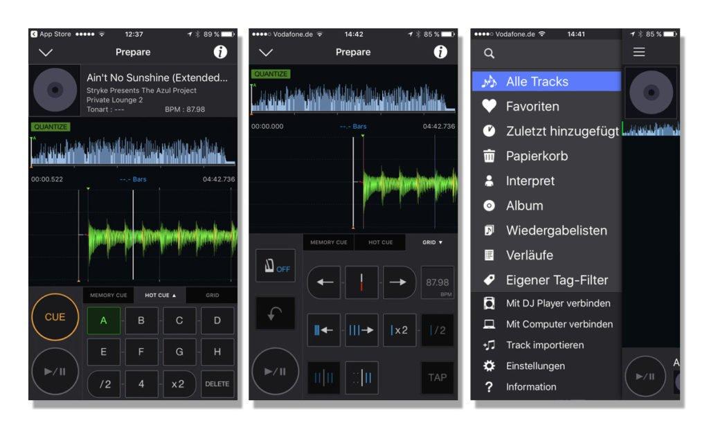 Die besten Apps für DJs: Rekordbox.