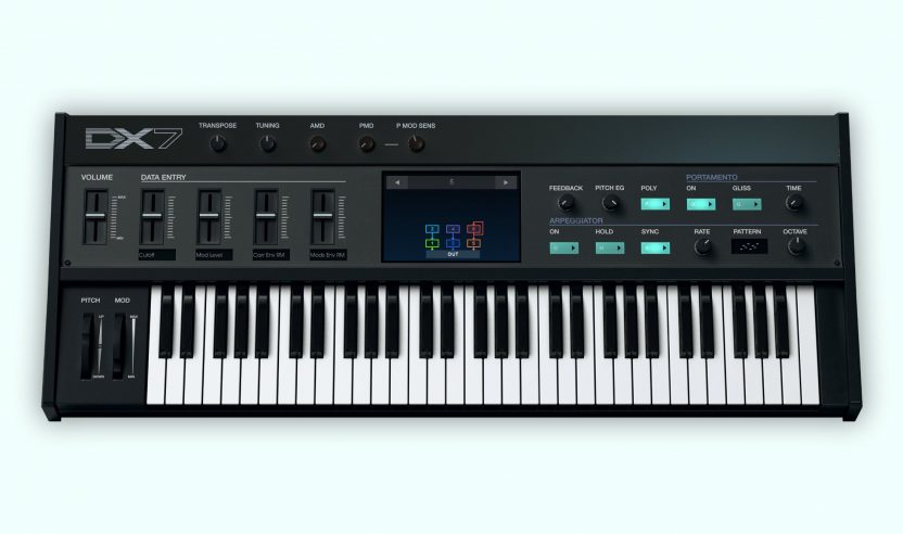 Test: DX7 V (Arturia V-Collection)