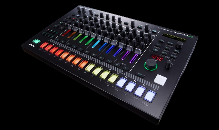 Neu: Roland TR-8S