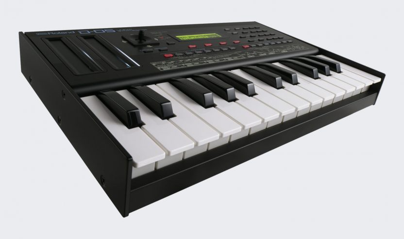Test: Roland D-05 Boutique