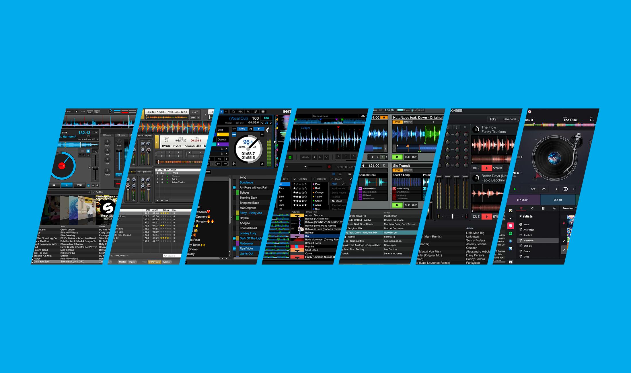 DJ-Software – Worauf ist zu achten?