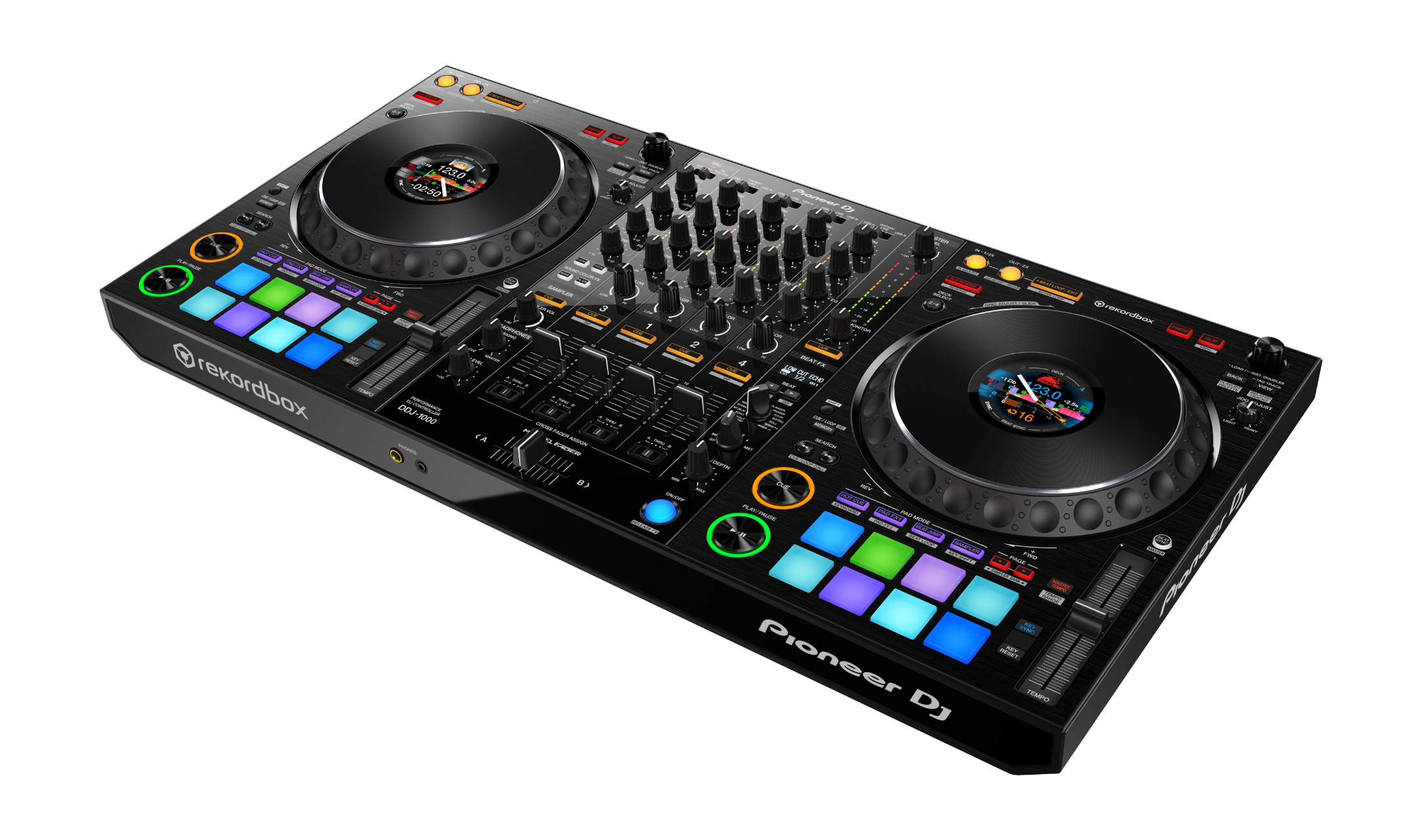 Pioneer DJ DDJ-1000 Controller.