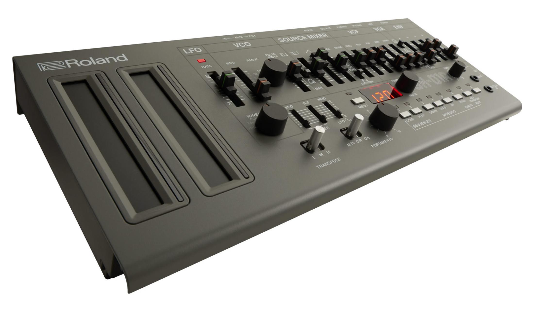 Test: Roland SH-01A
