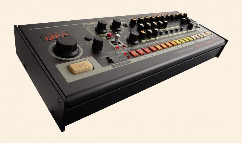 Test: Roland TR-08