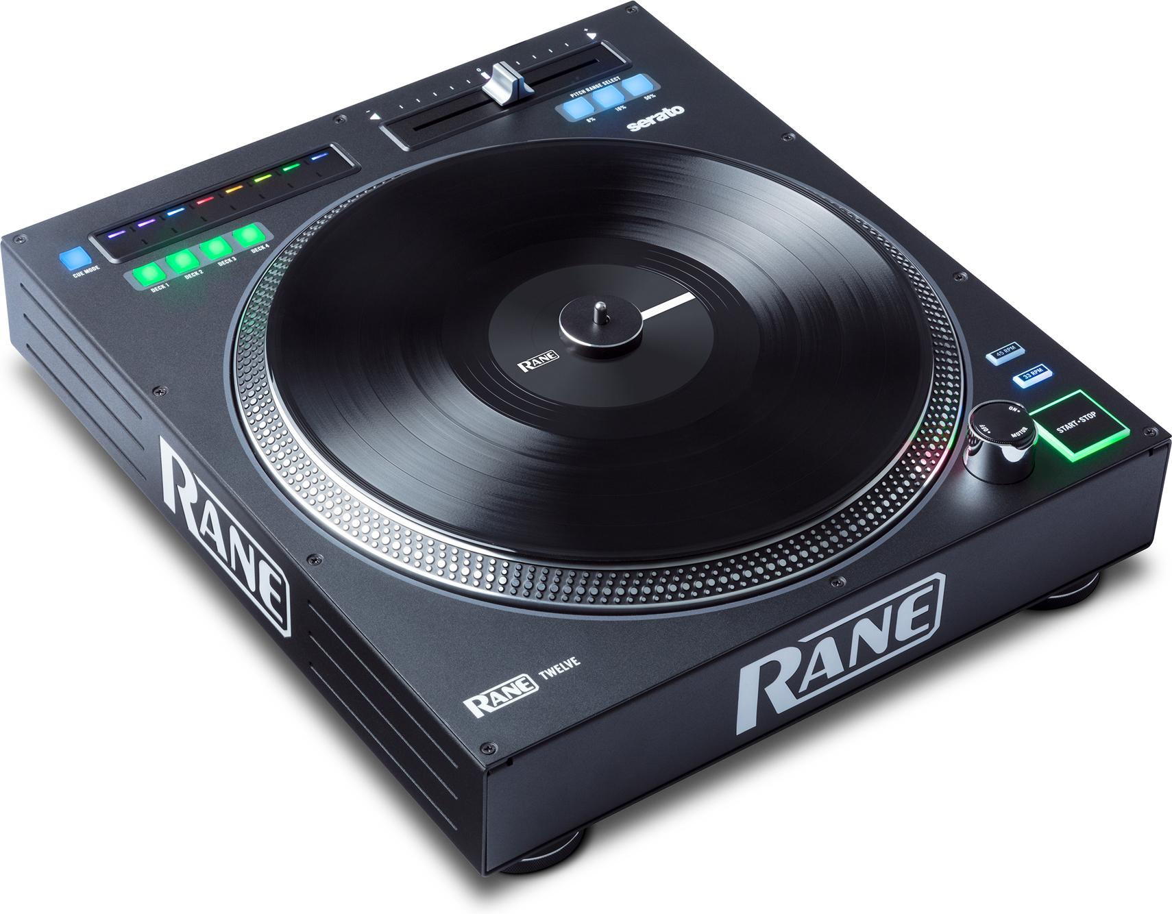Test: Rane DJ Twelve – motorisierter Serato-Controller