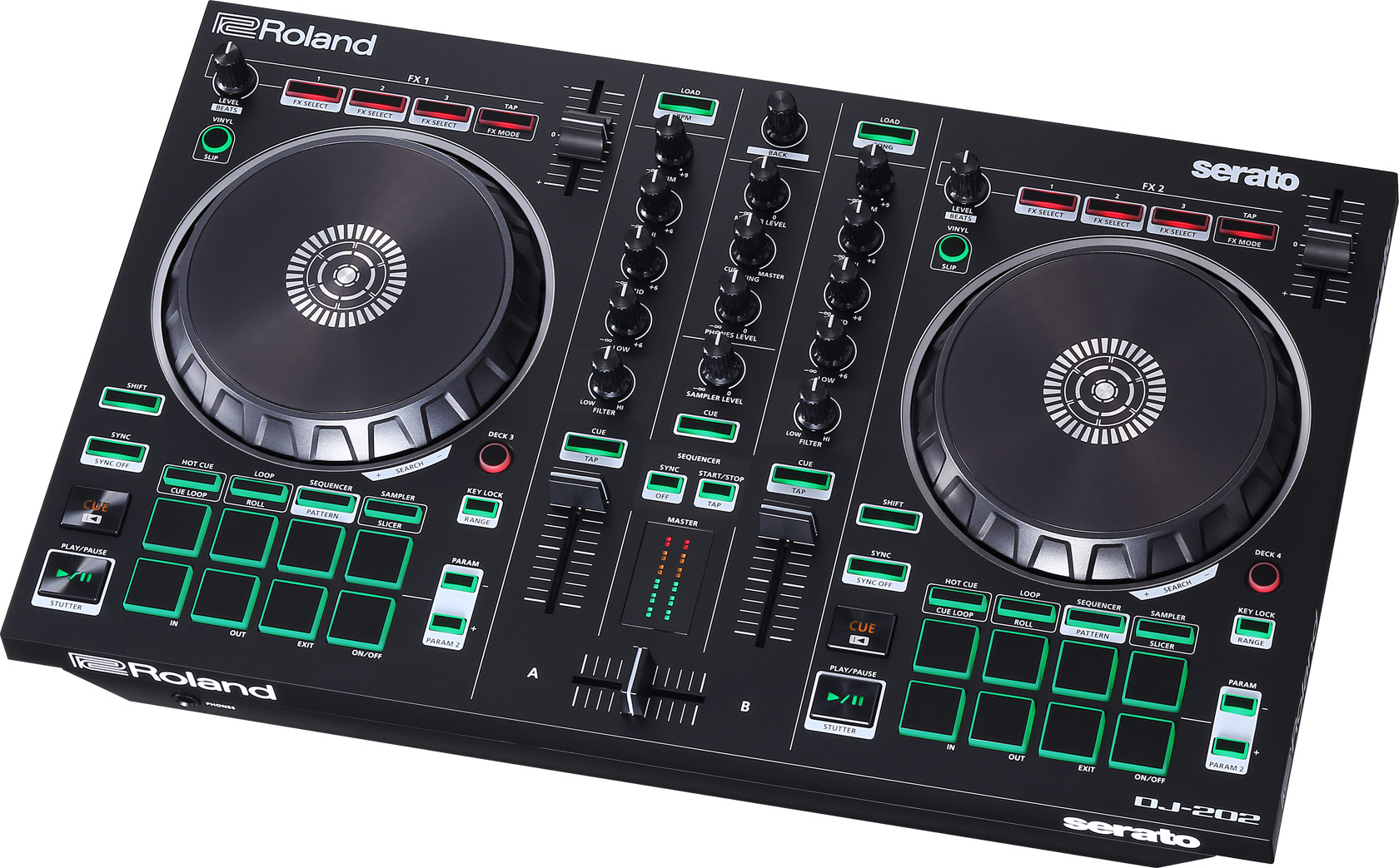 Test: Roland DJ-202