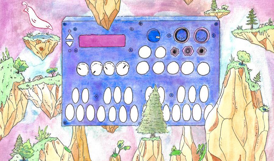 Volca + Shruhti = Shrolca Synthesizer