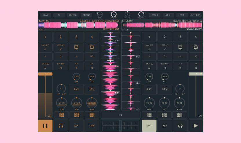 Test: Zerodebug – Soda DJ App iOS