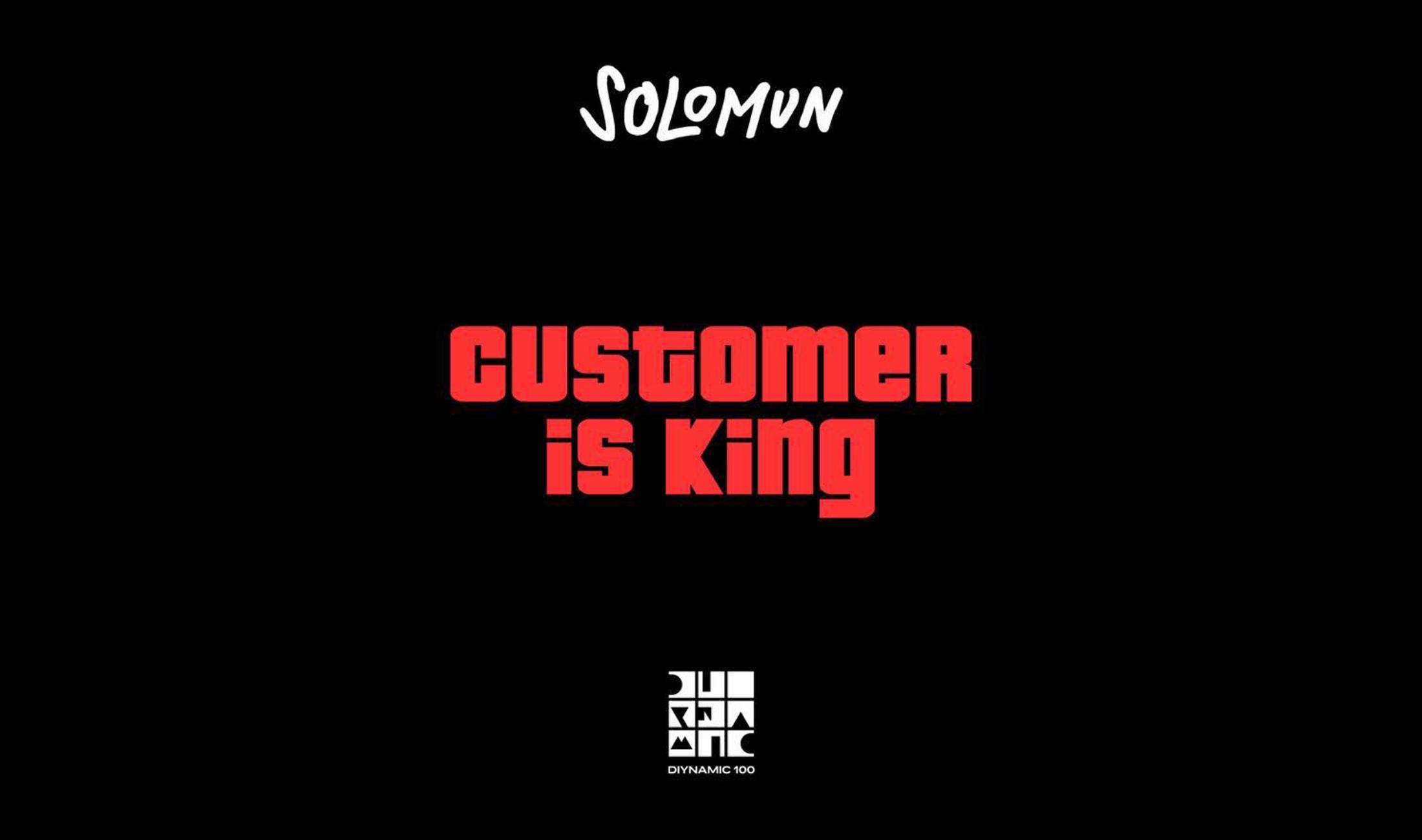 Angekündigt: Diynamics 100. Release von Solomun