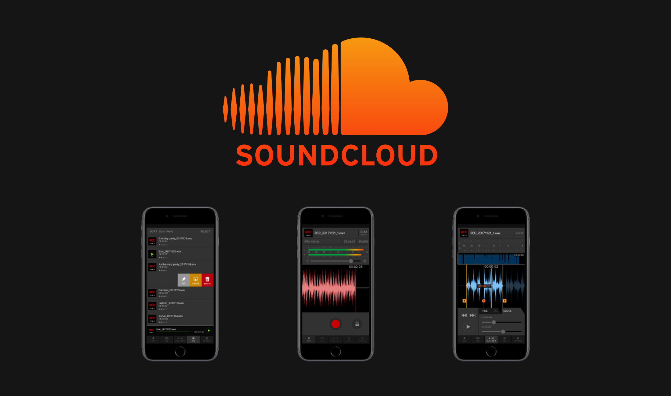 Neu: Pioneer DJM-REC unterstützt jetzt SoundCloud