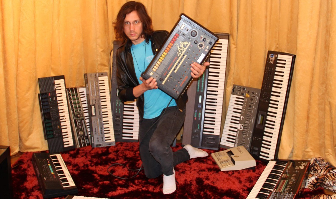 DIY-Synthesizer: Legowelt's STAR SHEPHERD