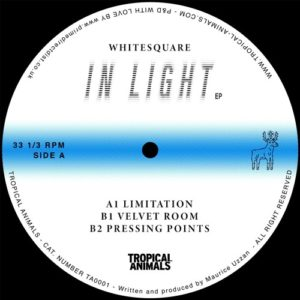 Cover von Whitesquare – Limitation.