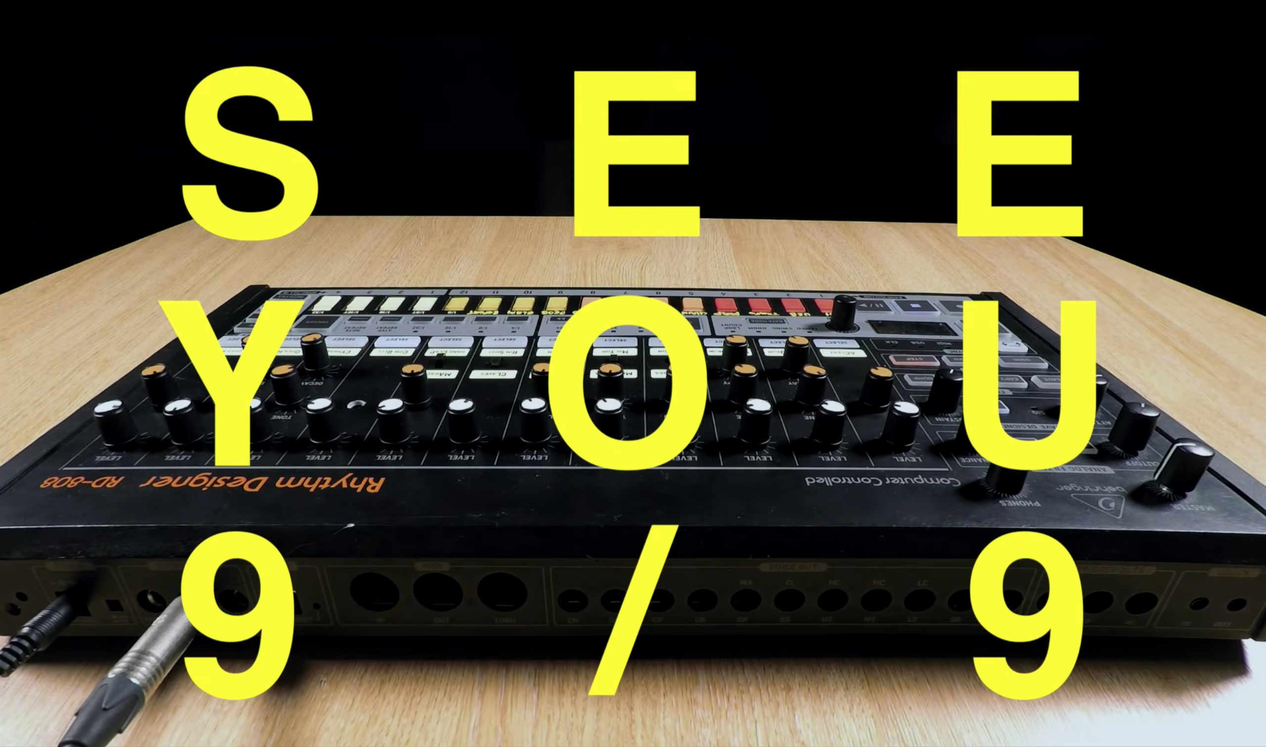 Behringers 808-Day: Preis, Datum und große Überraschung?