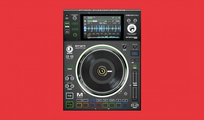 Neu: Denon DJ SC5000M Prime – mit motorisiertem Plattenteller