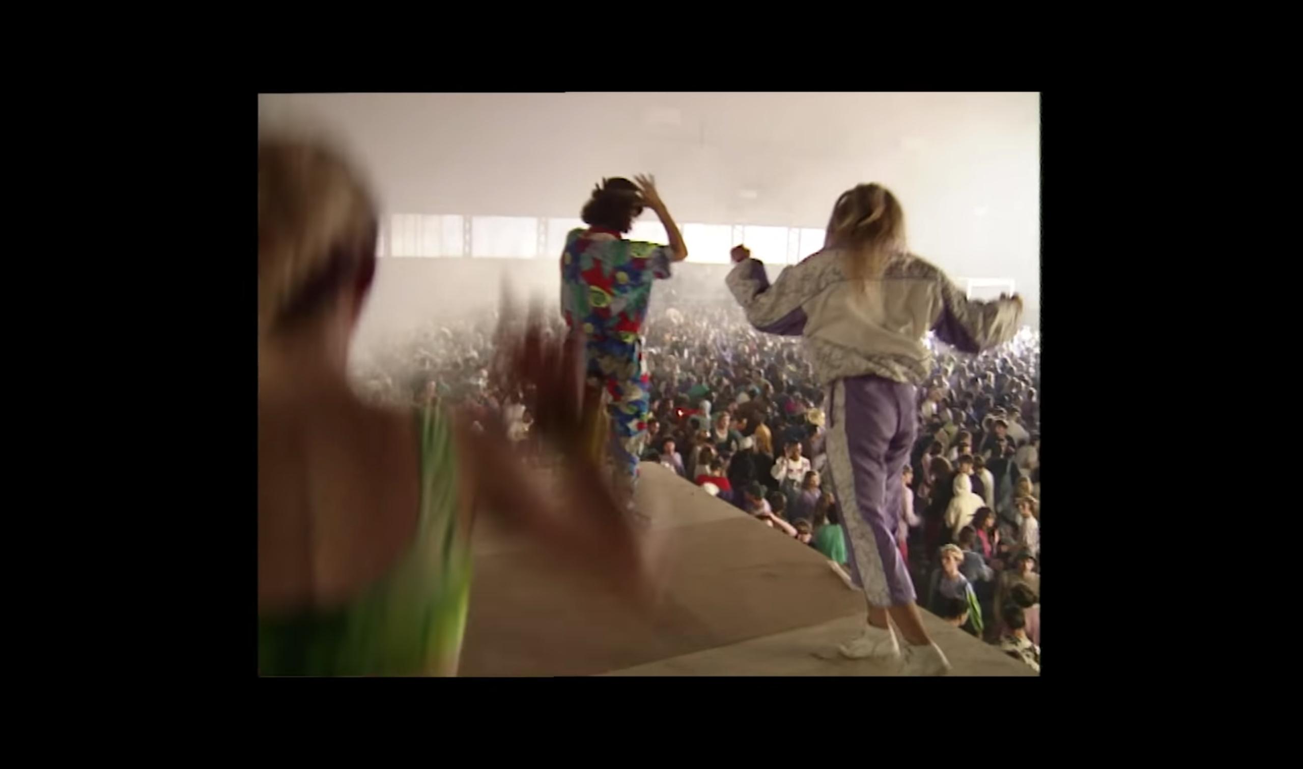 Doku 'Lost Club Culture': Rave im UK der Neunzigerjahre