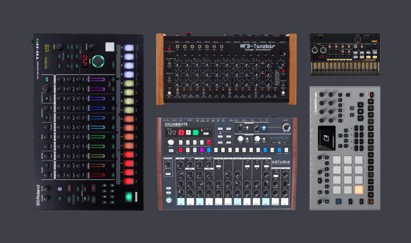 Überblick: Die sechs besten Drum Machines | 2020