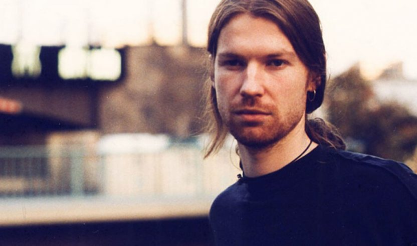Neue Aphex Twin EP 'Collapse' angekündigt