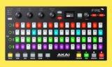 Akai Fire FL Studio DAW Controller Draufsicht.