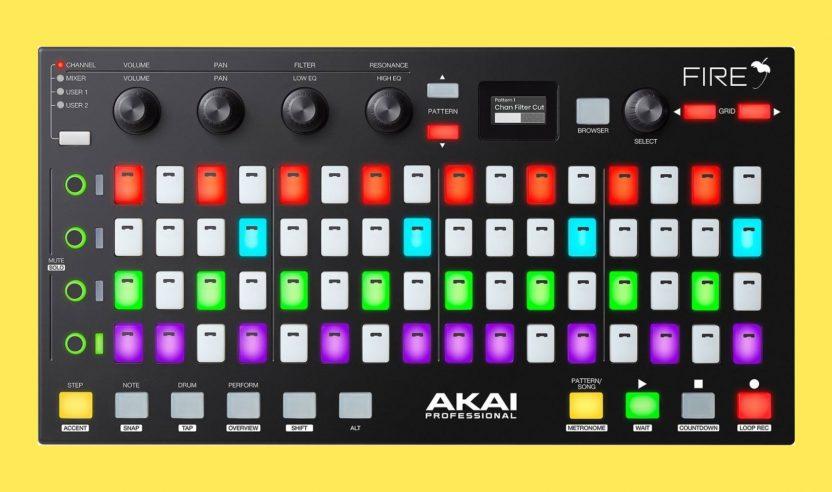 Akai Fire: FL Studio bekommt eigenen DAW-Controller