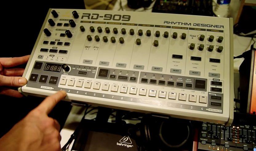 909-Day: Behringer teasert neuen Klassiker-Klon + Video