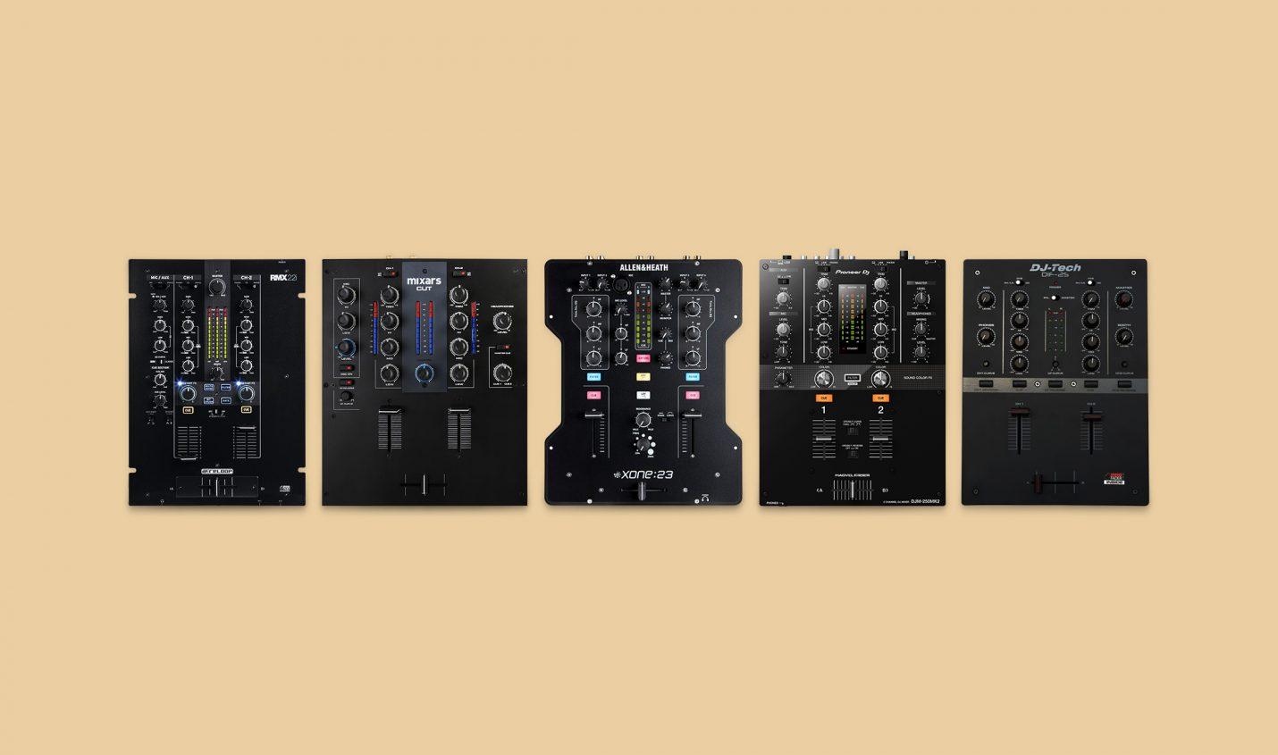 Überblick: Die fünf besten DJ-Mixer für Einsteiger 2019