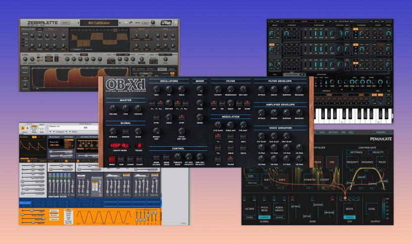 Überblick: Die besten gratis Software-Synthesizer für PC & Mac | 2021