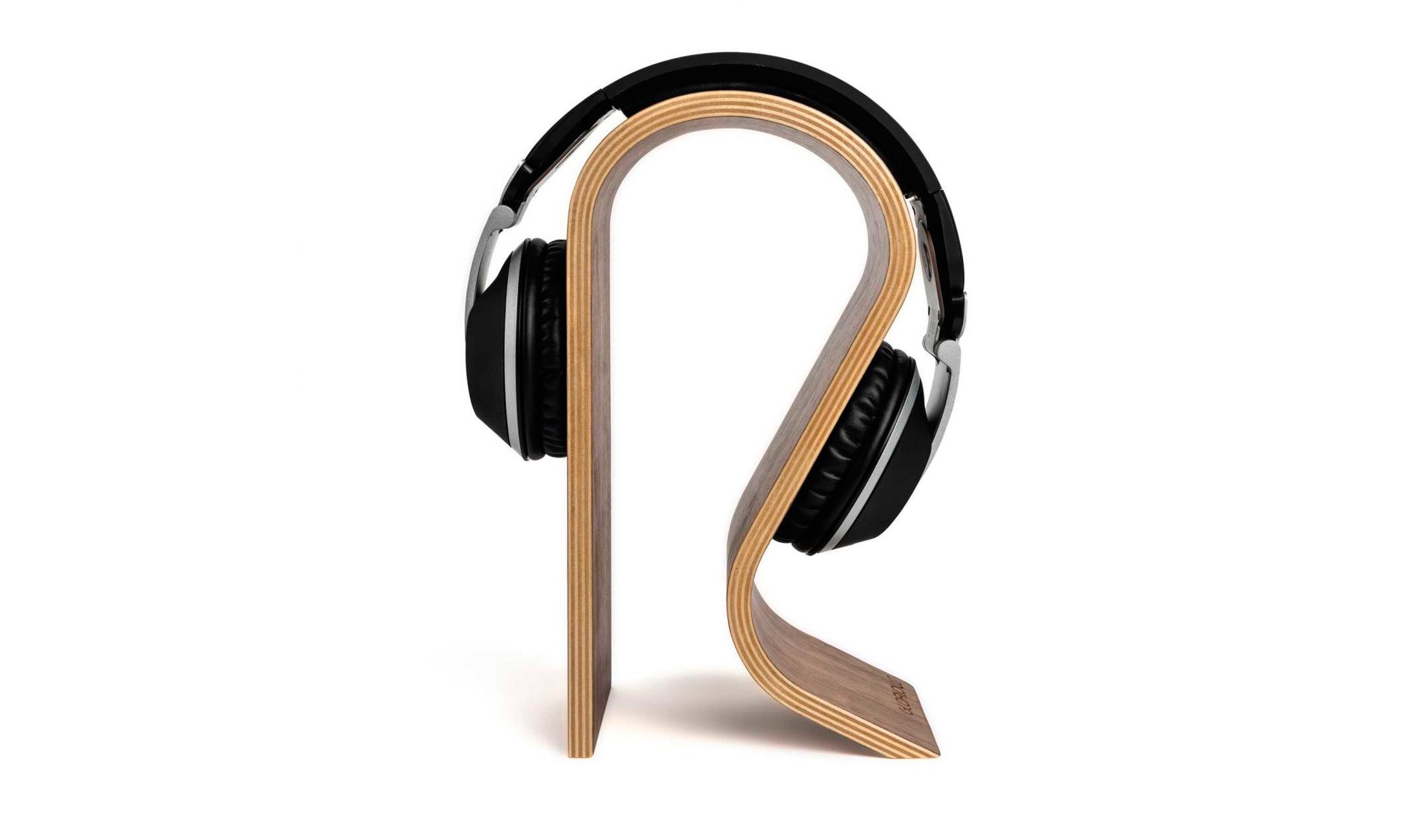 Das Auge hört mit: Glorious Headphones Stand