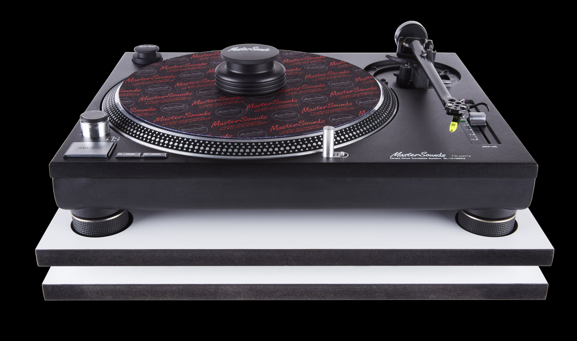 MasterSounds und TPI mit ultimativem Turntable-Isolator