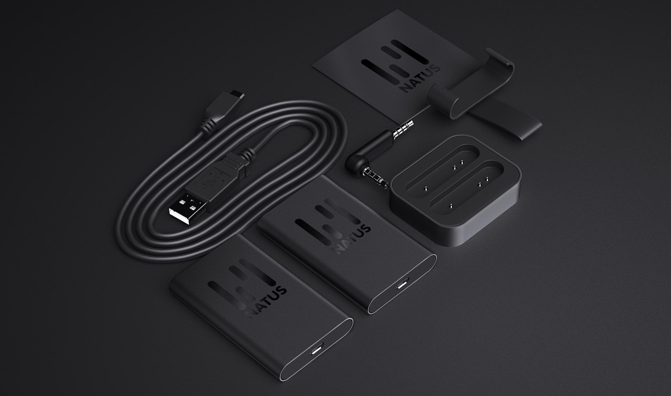 Jetzt auf Kickstarter: Natus One - ein kabelloser Kopfhörer-Anschluss für DJs