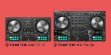 Neue dritte Generation: Traktor KONTROL S2 & S4 MK3