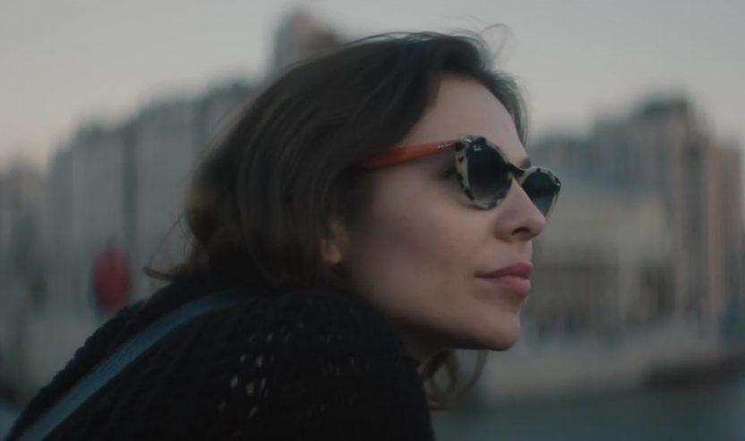 Nebenjob: Nina Kraviz hat für Ray-Ban ein paar Brillen gestaltet