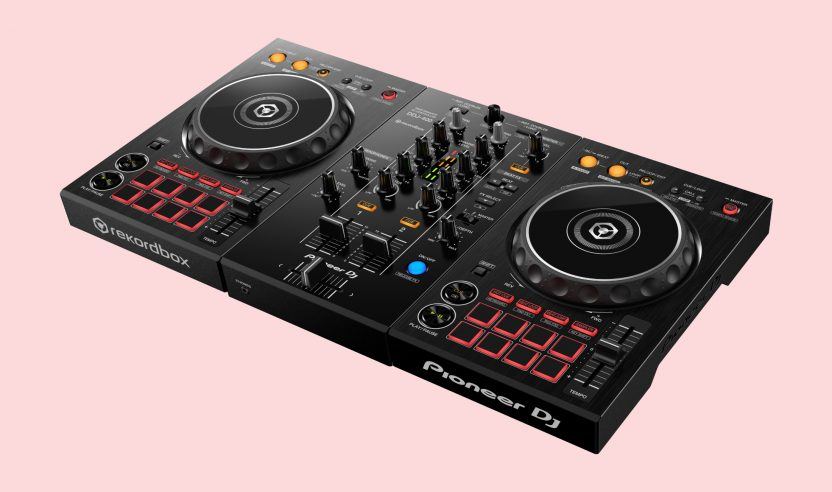 Test: Pioneer DJ DDJ-400 / DJ-Controller für Einsteiger
