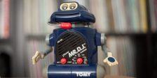 Die Webseite Rave DJ mixt Tracks mit künstlicher Intelligenz