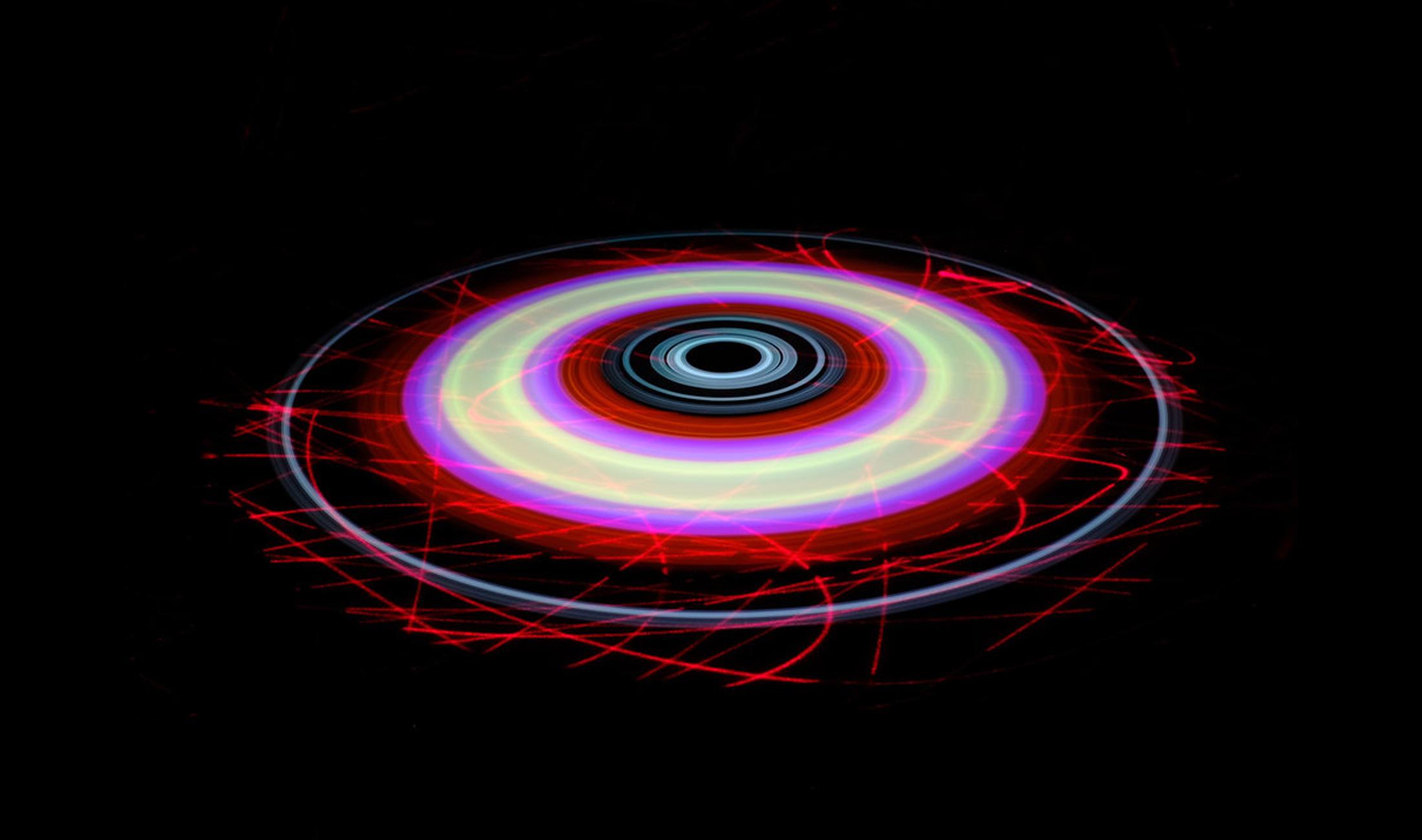 Spins – Brian Daniels macht fantastische Bilder von Vinyl