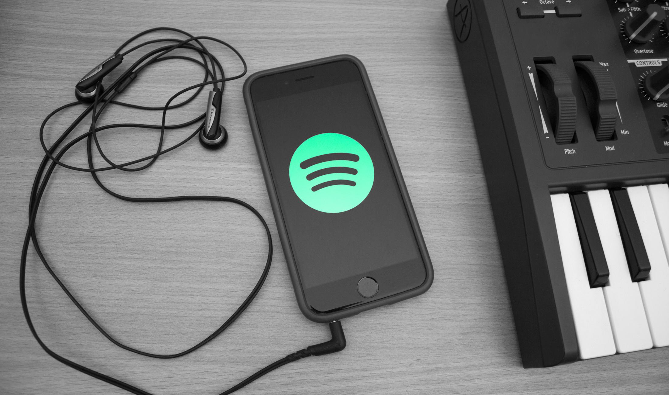 Spotify erlaubt jetzt Musik direkt auf den Streaming-Dienst hochzuladen