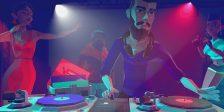 Mixmstr von Youth Control Games wird ein DJ-Spiel für Mobil-Geräte